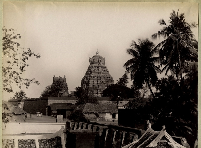 Temples from Distance