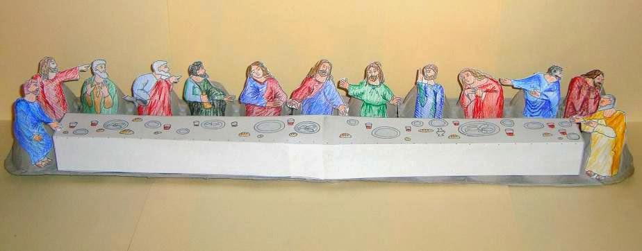ME ABURRE LA RELIGIÓN: LA ÚLTIMA CENA