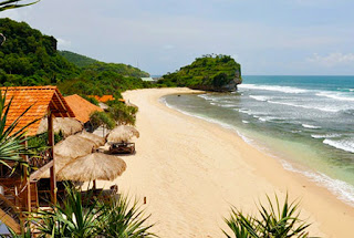 Pantai Terindah di Yogyakarta