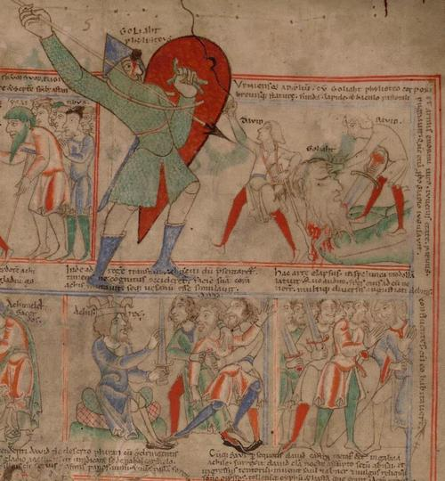Free Comic Book Day History: Medieval News: The First Ever Comic Book?