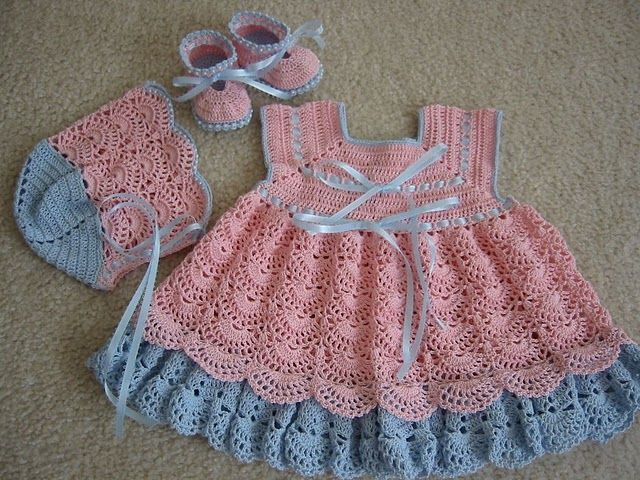 Knitting Patterns Dresses : Pink knit dress-Knitting Gallery