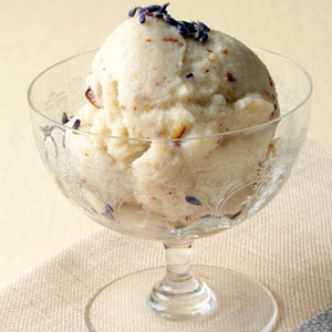 Almond Ice Cream | Food And Fruit