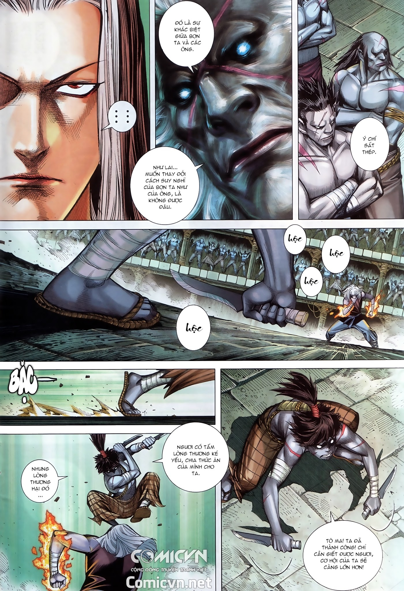 Tây Du chap 109 Trang 8 - Mangak.info