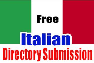 Italian Directory Sites List