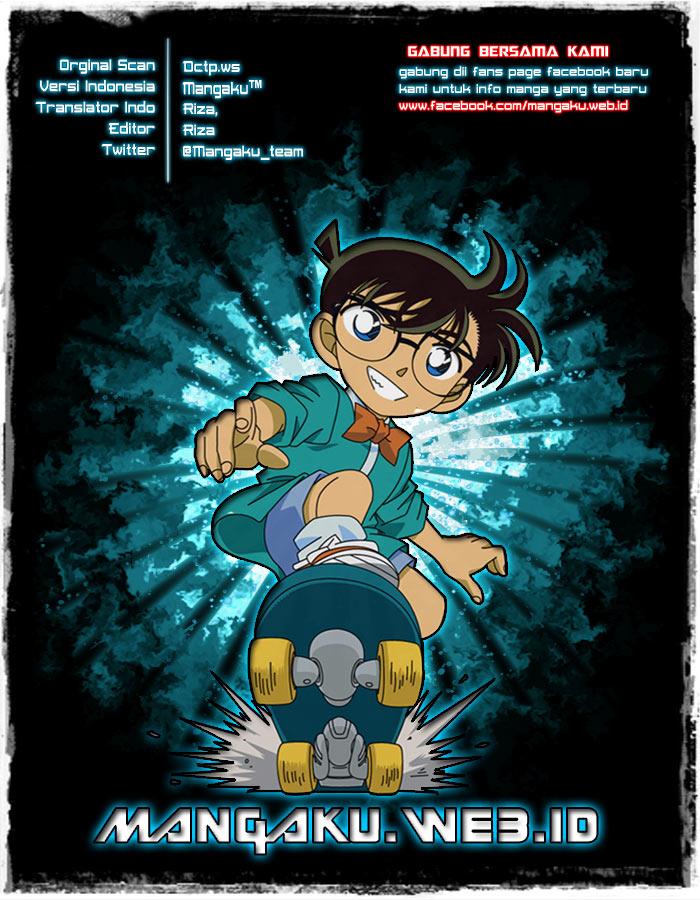 Komik detective conan 839 840 Indonesia detective conan 839 Terbaru |Baca Manga Komik Indonesia|Mangacan