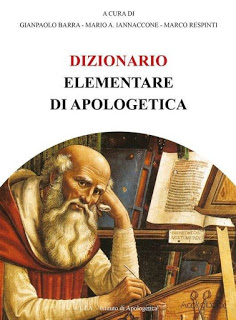 DIZIONARIO ELEMENTARE  DI APOLOGETICA