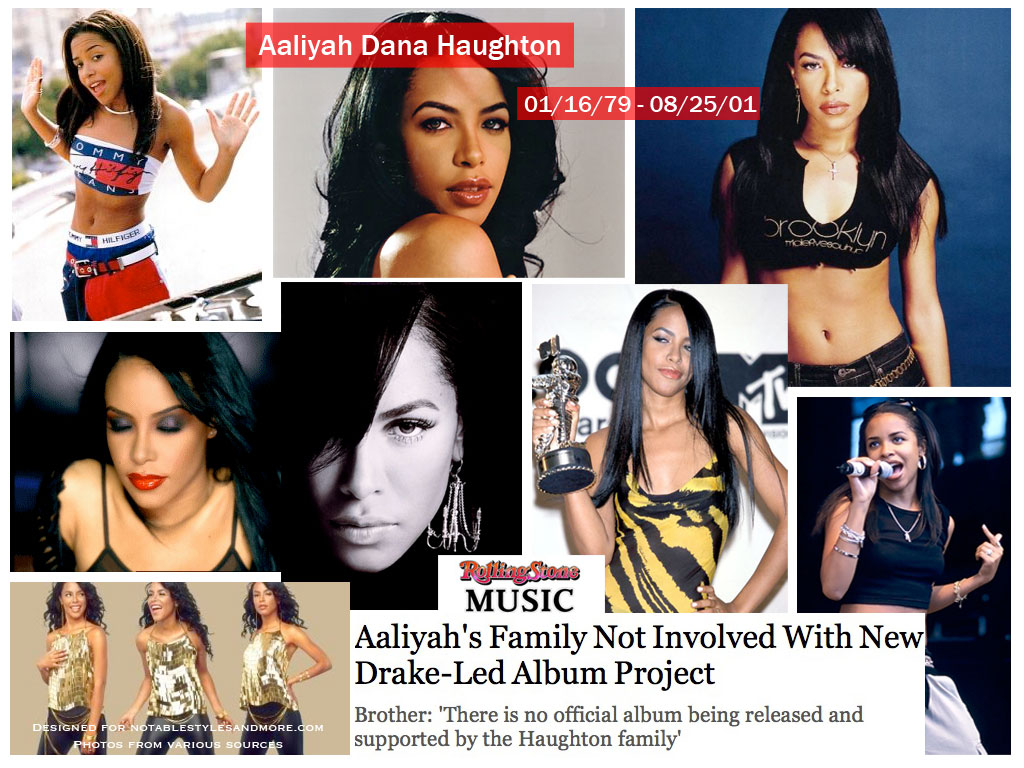 a biography of aaliyah dani haughton In 2014, shipp gained attention for her roles as dani raymond in the vh1 television film sequel drumline: a new beat and aaliyah haughton, the title role.