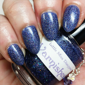 The lady varnishes little miss disappear swatch