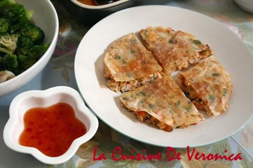 La Cuisine De Veronica 月亮蝦餅