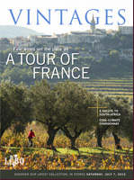 Cover of July 7 VINTAGES release - A Tour of France