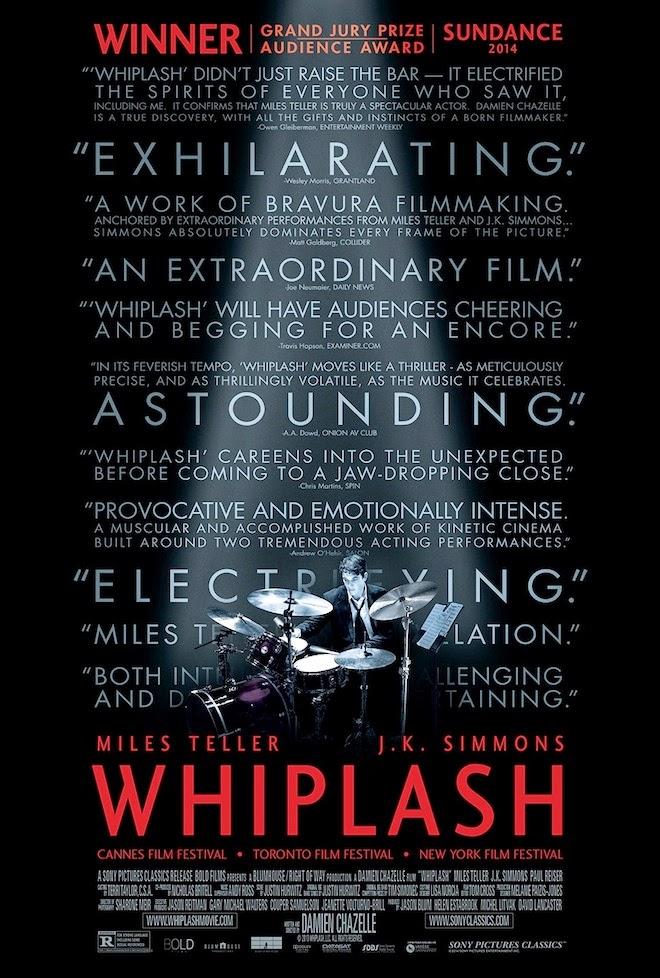 Poster de Whiplash Música y Obsesión (Whiplash)