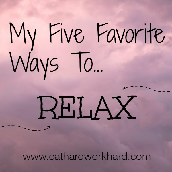 ways to relax essay