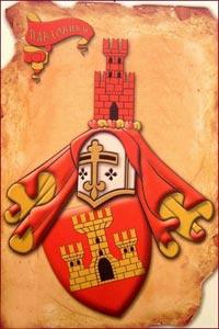 Древни град Борач, у земљи Павловића 96cf5-Grb-Pavlovica-w