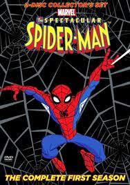 Spiderman La Serie Animada Temporada 4
