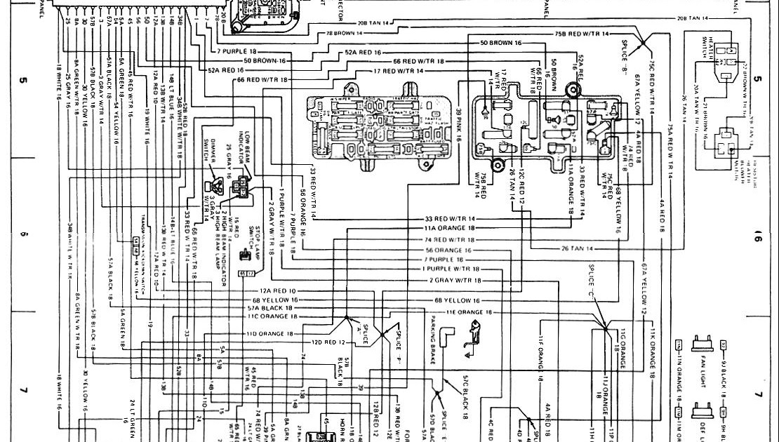 Free Auto Wiring Diagram  1978 Jeep Cj All Series Wiring Diagrams
