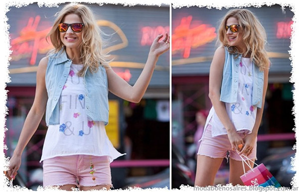 Moda verano 2015 Doll Fins.