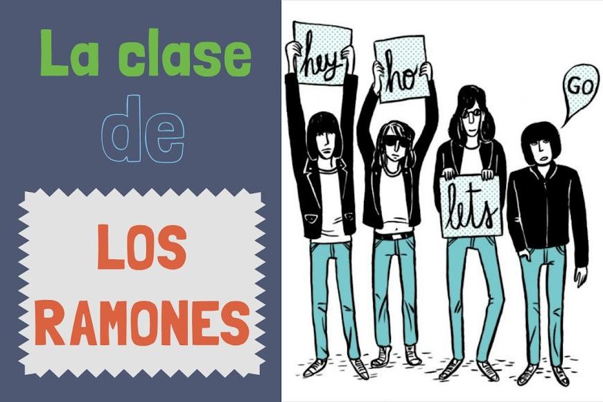 La clase de Los Ramones