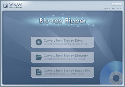 Free Download WinAVI Blu-ray Ripper + Registration code