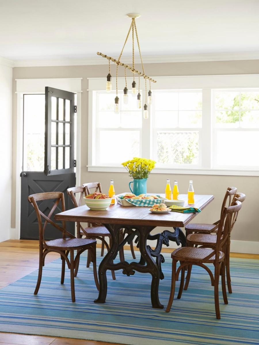 wystrój wnętrz, wnętrza, urządzanie mieszkania, dom, home decor, dekoracje, aranżacje, styl amerykański, american style, colorful accessories, kolorowe dodatki, vintage, salon, kuchnia, jadalnia, kitchen