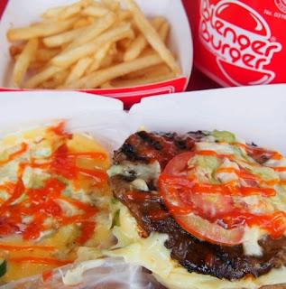 Burger Blenger yang Selalu Bikin Anak Muda Klenger