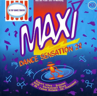 Maxi Dance Sensation vol. 22 (1996)