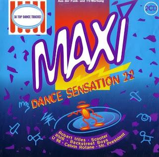 Maxi Dance Sensation vol. 22 (1996)