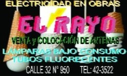 ELECTRICIDAD EL RAYO