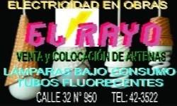 ELECTRICIDAD EL RAYO