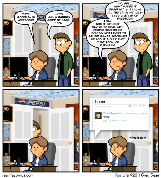 funny google plus comic strips cartoons facebook