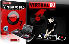 Virtual DJ Pro 7.4+Crack Full Free Download