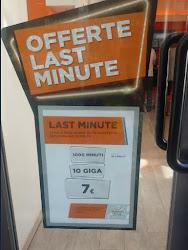 ancora di piu' OFFERTA IMPERDIBILE!  1000 MINUTI, DIECI GIGA, 7€ OGNI 4 SETTIMANE!