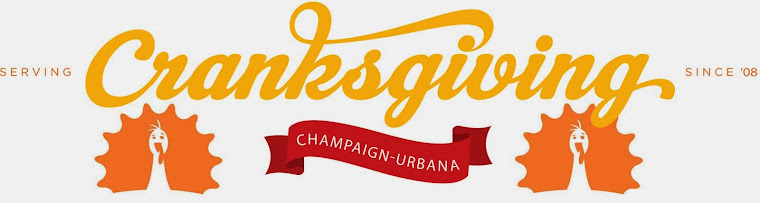 Chambana Cranksgiving - November 8th 2014