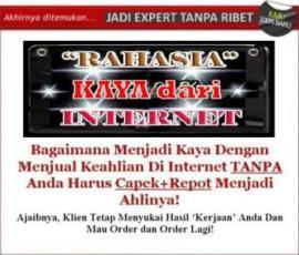 Rahasia Peluang Bisnis Online Tanpa Ribet