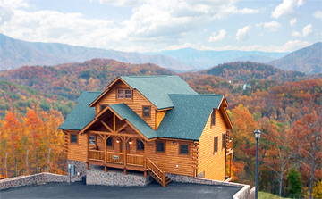 hearthside pigeon cabin tn sh rentals cabins hotel forge in