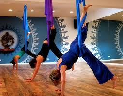 STyle Athletics Unconventional Fun Workouts Aerial Fitness Silks