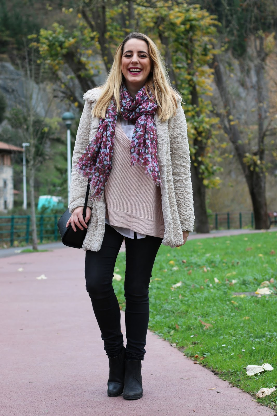 Outfits Casuales Con Jeans Invierno