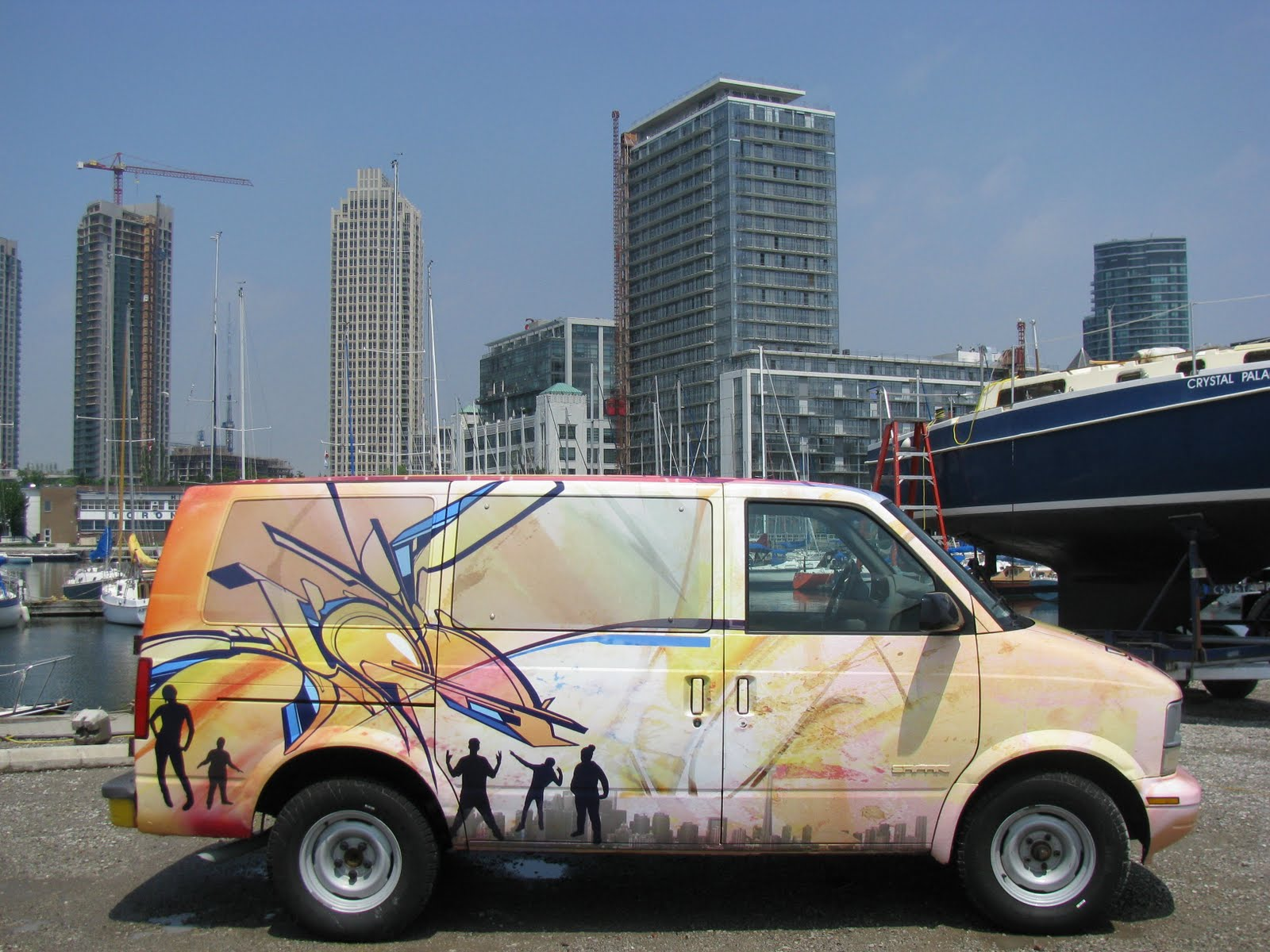 Art Amp Culture Maven Art On The Move Finale Of Quot Art Instead Of Advertising Quot Vehicles June 14 In