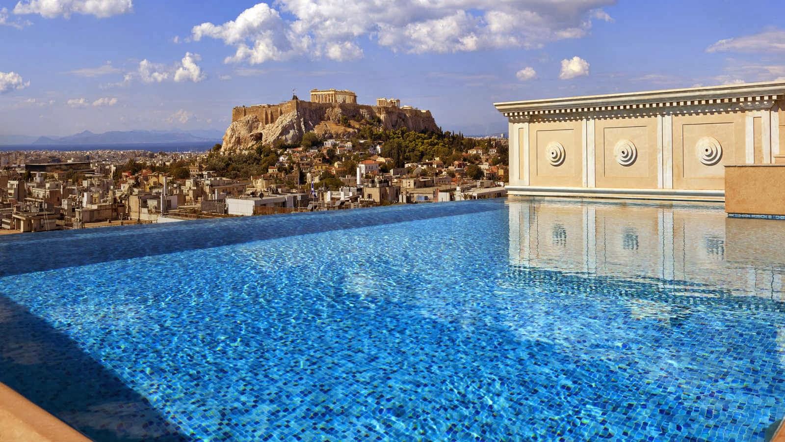 Luxury life design luxurious king george athens for Designhotel athen