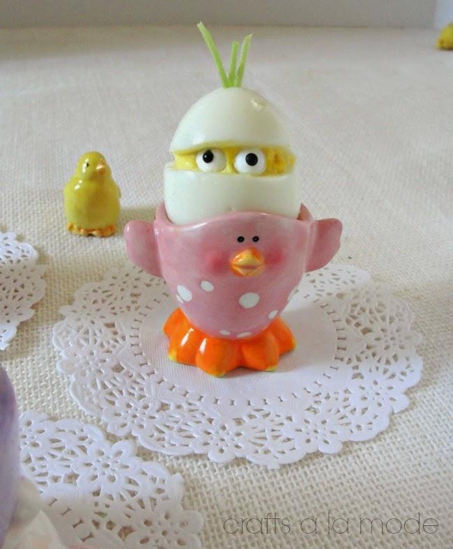 deviled egg chick