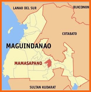 Maguindanao Map
