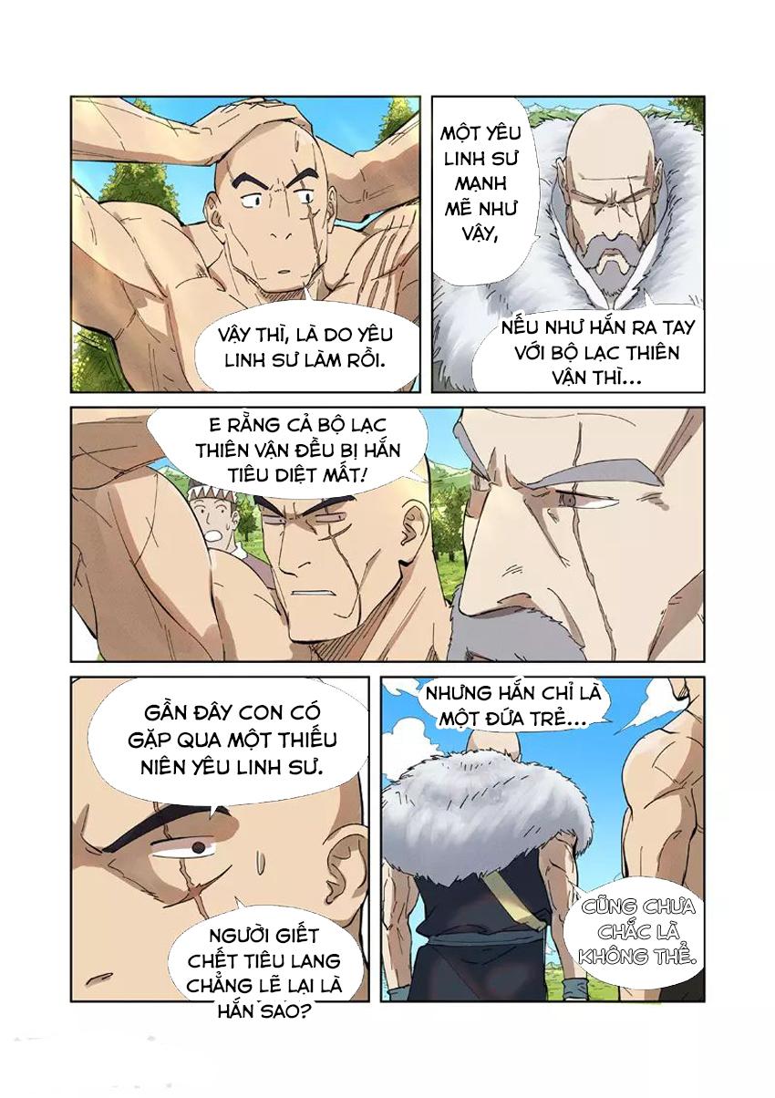 Yêu Thần Ký Chap 220.5 page 6