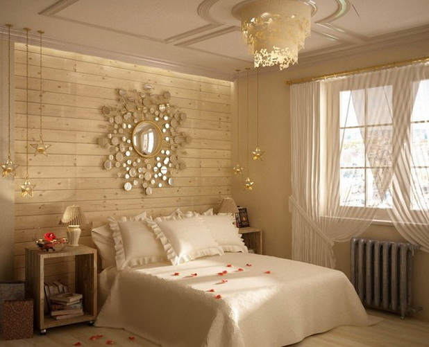 Modele De Chambre A Coucher Romantique : Different Color Bedroom Schemes