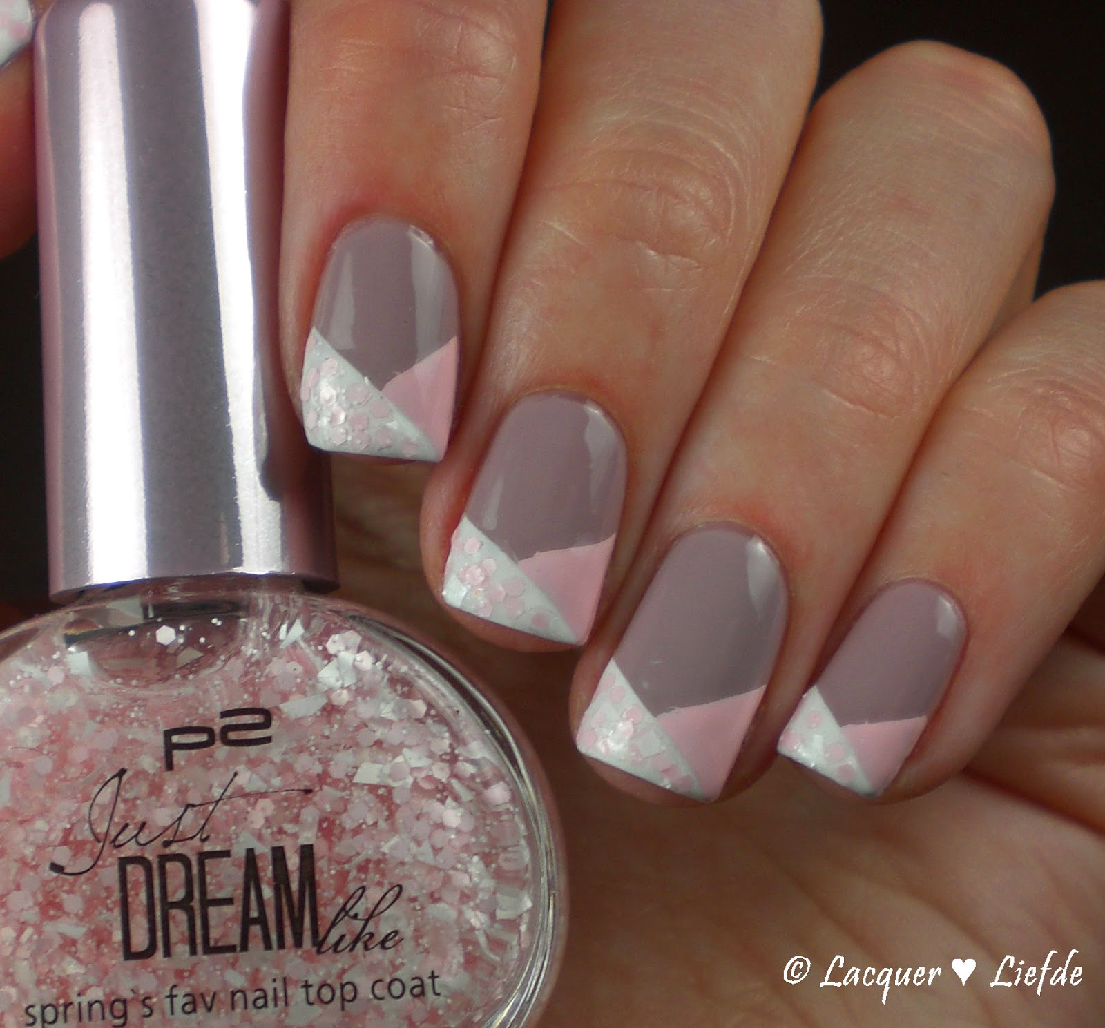 Peach Delight Dots, Just Dream Like Kollektion von p2