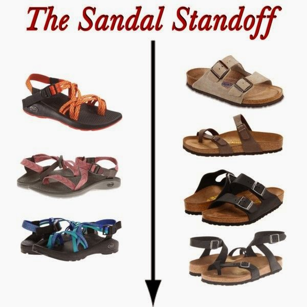 expensive sandals