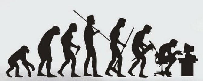 EVOLUCION HOMBRE Y COMPUTO