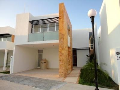 Fachadas contempor neas fachada contempor nea de santa for Fachadas de casas modernas de interes social