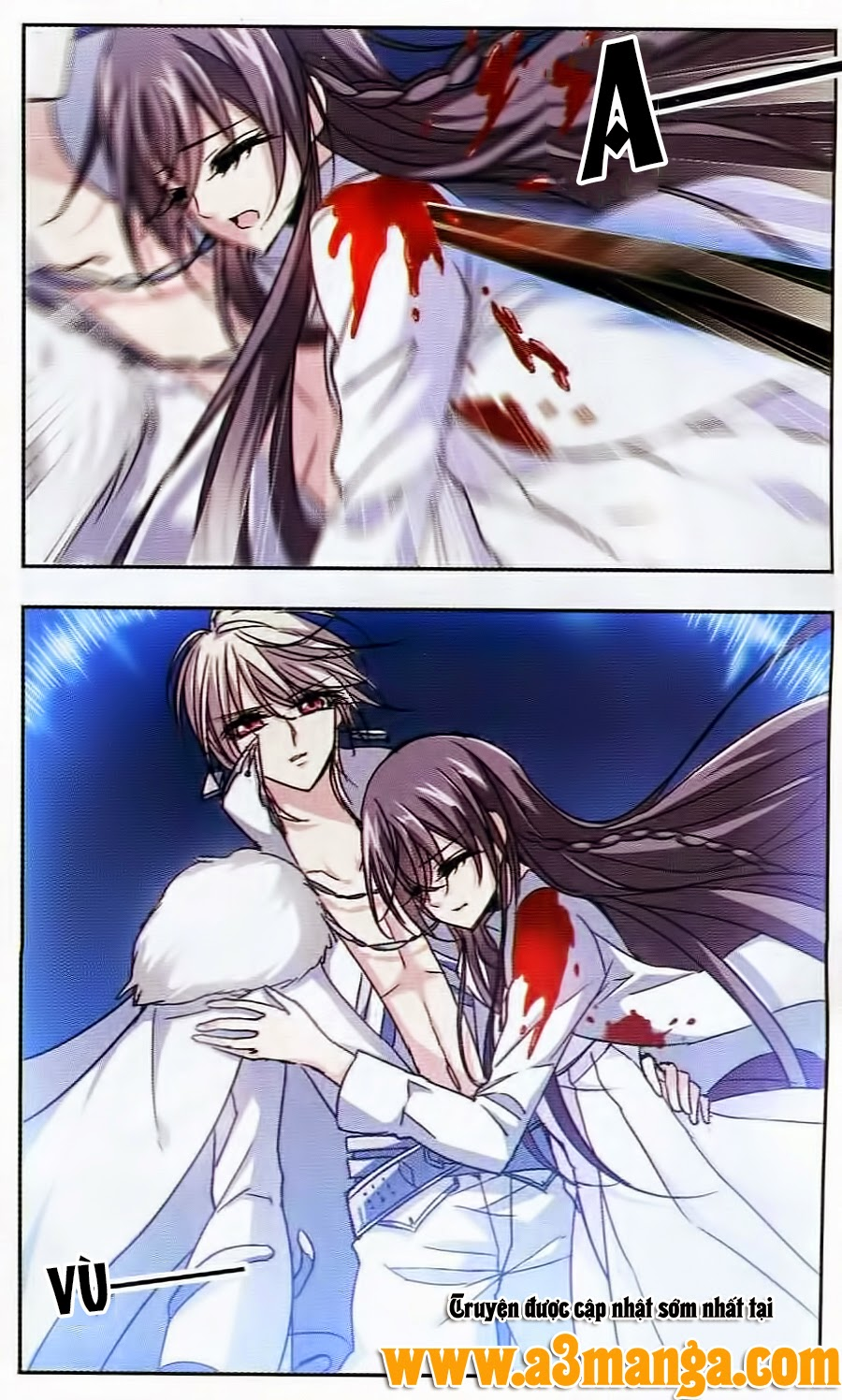Huyết Tộc Cấm Vực