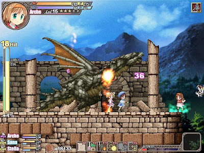 Download Fortune Summoners: Secret of the Elemental Stone Pc