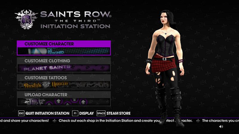 Crack Saint Row The Third Steam