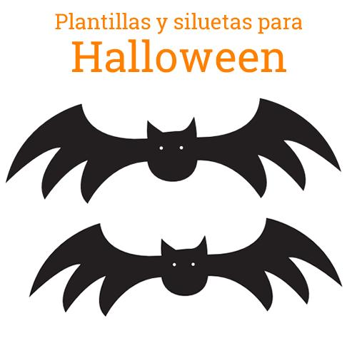 Silueta vampiros halloween imagui - Decoracion halloween para imprimir ...